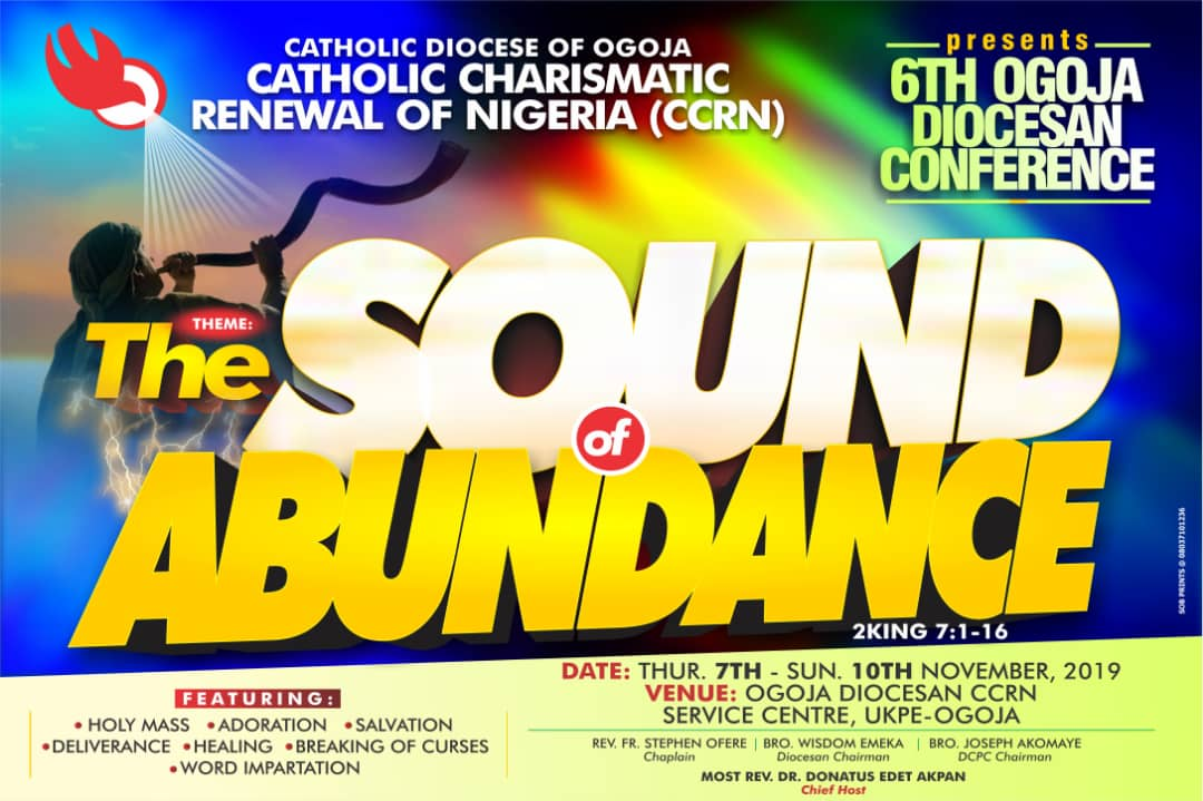 6th ogoja diocesan conference.