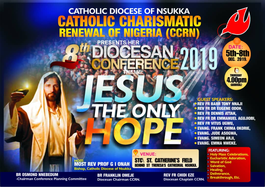 8th nsukka diocesan conference.